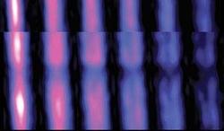 Decoupled MRI Setup Images at Microscopic Level